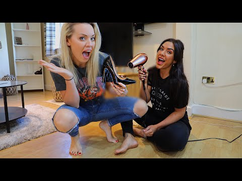 USING HER FEET TO MELT MY HIGH HEELS?!? from YouTube · Duration:  10 minutes 4 seconds