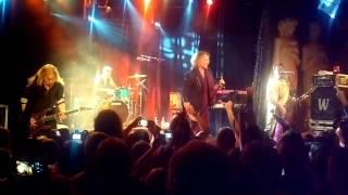 BROTHER FIRETRIBE - One Single Breath - Virgin Oil, Helsinki, Finland 3.5.2014