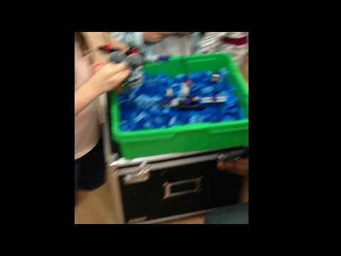 The ROC's Beginner LEGO Robotics | pirate ship build-displacement