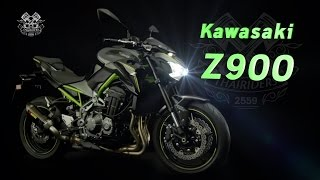 Kawasaki Z900 2017 เปิดตัวพร้อมราคา 399,000 MotoEXPO 2016