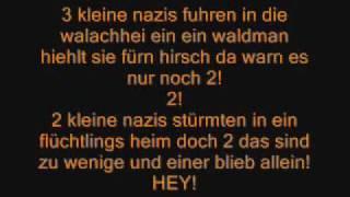 10 kleine nazi schweine!