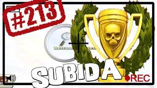 Sobre las subidas de copas II (Familia DesCoC) - Descubriendo Clash of Clans #213 [Español]