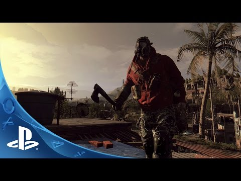 Dying Light Gamescom Trailer | PS4