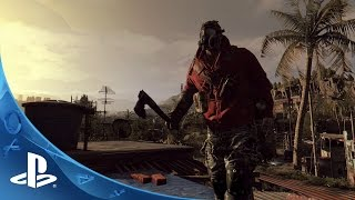 Dying Light Gamescom Trailer | PS4