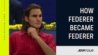 The Story Of Roger Federer