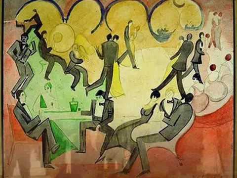 """Tadeusz Olsza sings """"Ça c'est Paris"""" (Warszawa znów się bawi), 1927 - 동영상"""
