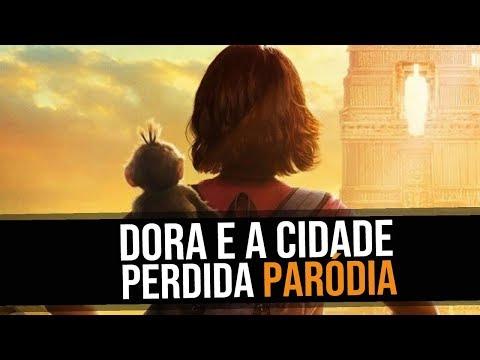 -ACTION DE DORA A AVENTUREIRA  ParódiasTNT