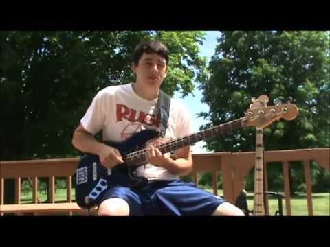 Geddy Lee's Bass Tone