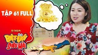 Biệt đội siêu hài | tập 61 full: Lê Khánh âm mưu làm giàu giống Thạch Sùng và cái kết không ngờ