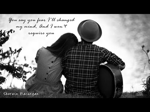 Kean Cipriano - Never My Love Lyrics