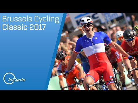 Brussels Cycling Classic 2017 - Highlights