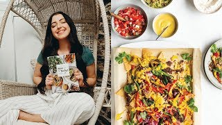 Sneak Peek Inside my Cookbook! | Liv B's Vegan on a Budget