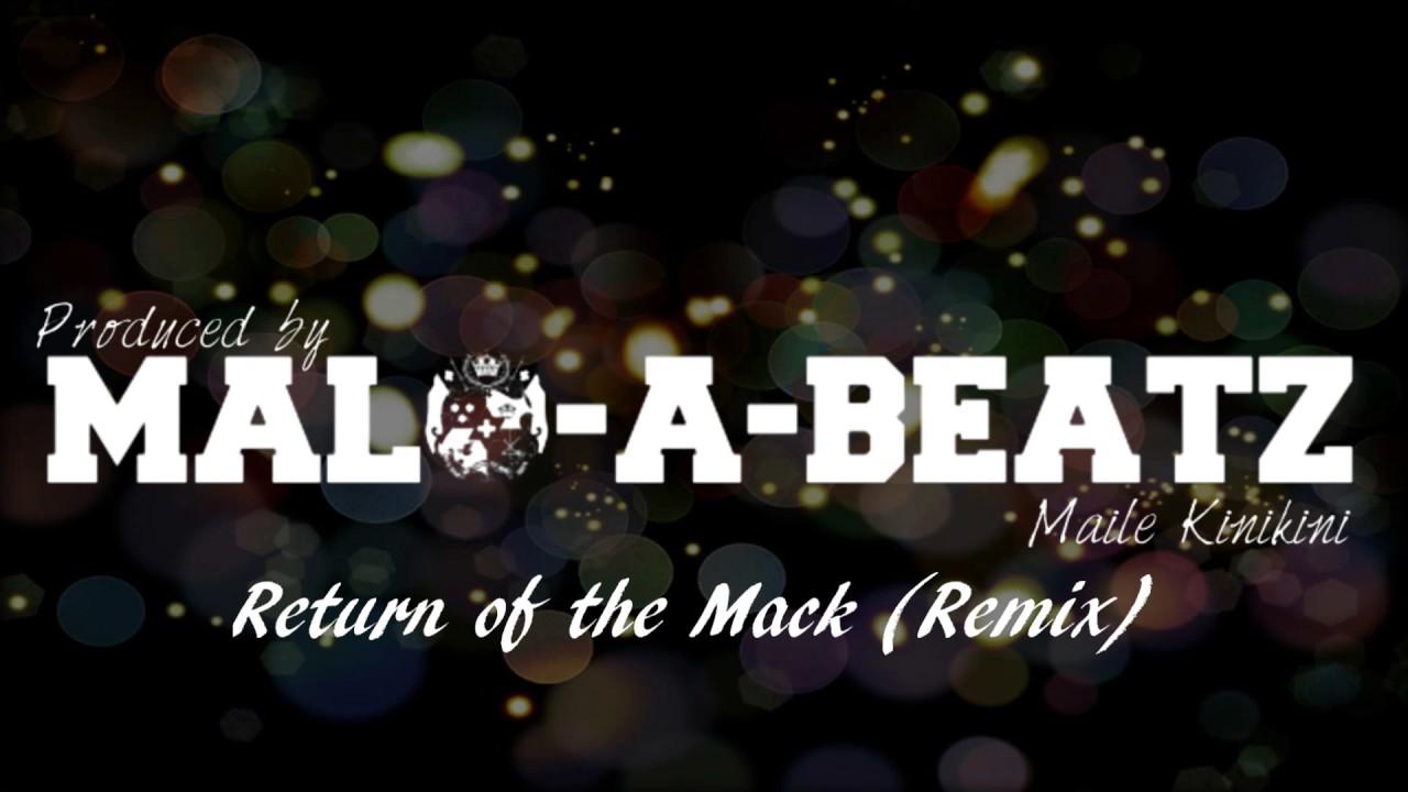 Mark Morrison Return Of The Mack Album