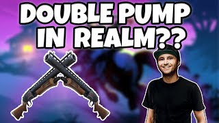 DOUBLE PUMP IN REALM ROYALE? SUMMIT QUITS FORTNITE FOR REALM ROYALE
