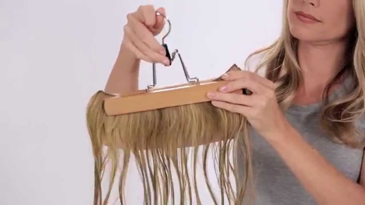 How To Clean Hair2wear Extensions Christie Brinkley Collection