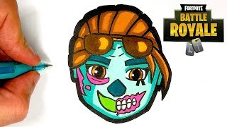 TUTO EMOJI - GHOUL TROOPER SKIN FORTNITE