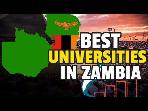 Best Universities In Zambia