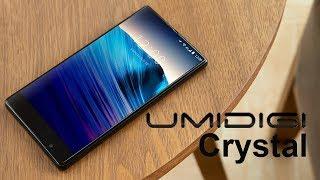 UMIDIGI Crystal  Bezel-less Phone for $100 - Review, Hands-on & Camera Test