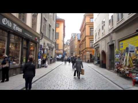 Visit Stockholm: Part Two - Explore Gamla Stan, The Old Town