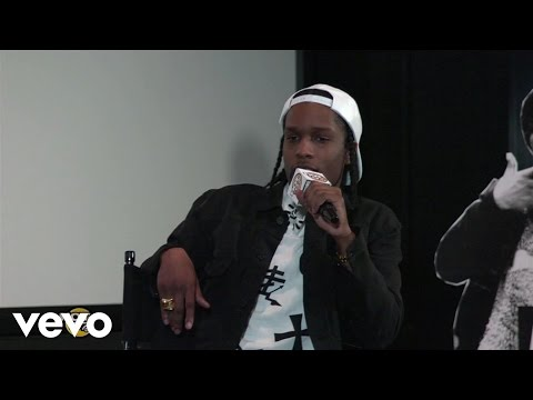 A$AP ROCKY - Angels (HOT97 In Studio Series)