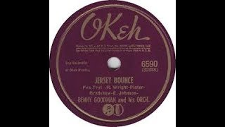 BENNY GOODMAN & HIS ORCHESTRA - Jersey Bounce