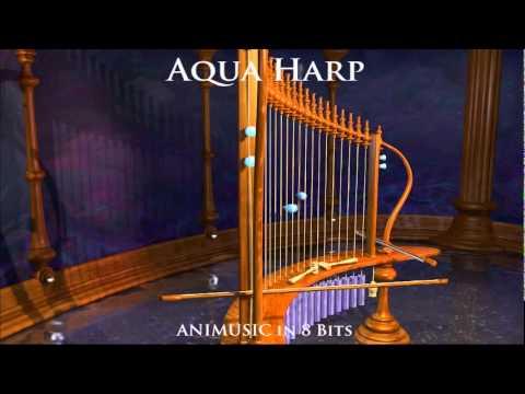 ANIMUSIC In 8 Bits: Aqua Harp (OUTDATED, SEE DESCRIPTION ...