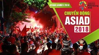 CĐV Việt Nam đã ăn mừng thế nào sau chiến thắng lịch sử của Olympic Việt Nam?   VFF Channel