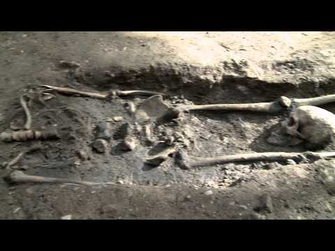 Crossrail Archaeology: Liverpool Street dig reaches Roman levels