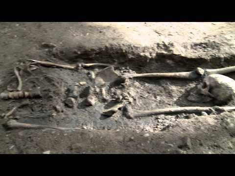 Crossrail Archaeology: Liverpool