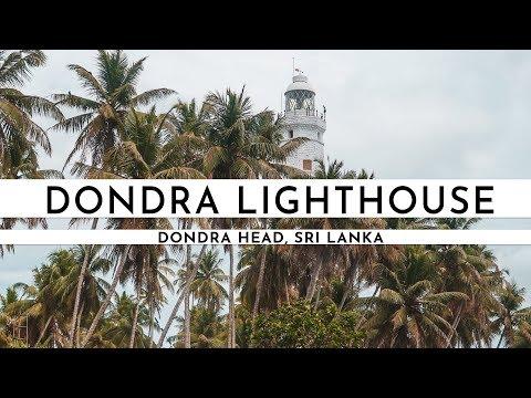 DONDRA LIGHTHOUSE & GOYAMBOKKA BEACH · SRI LANKA 2018 I TRAVEL VLOG #54