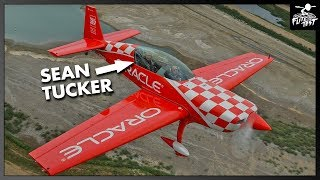 Life and Flight Lessons with Sean Tucker | FLITE TEST