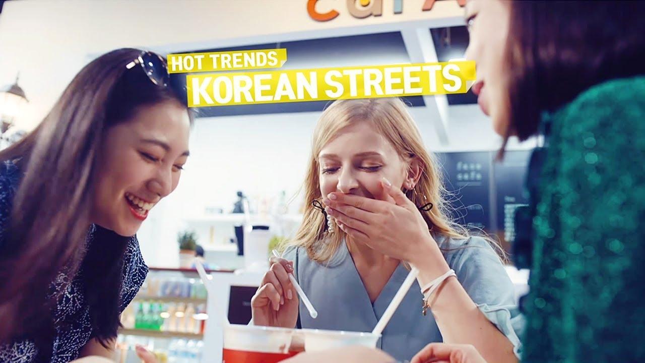 [Viral 13: Hot Trends Korean Streets]