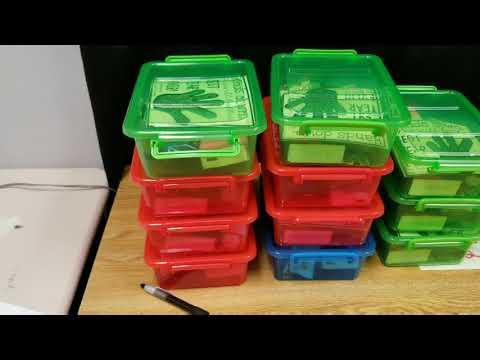 Teacher's Survival Kits