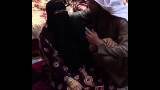 بالفيديو.. رد فعل والدة سجين سعودي بعد اكتمال دية إنقاذ رقبته