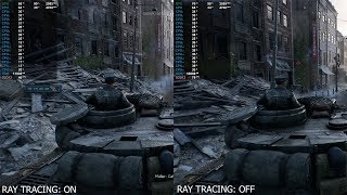 RTX 2080 TI/I9 9900K - RAY TRACING ON VS OFF - TEST Battlefield V
