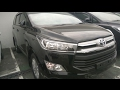 Toyota All new Kijang Innova 2.4 V A T Start Up Review Indonesia