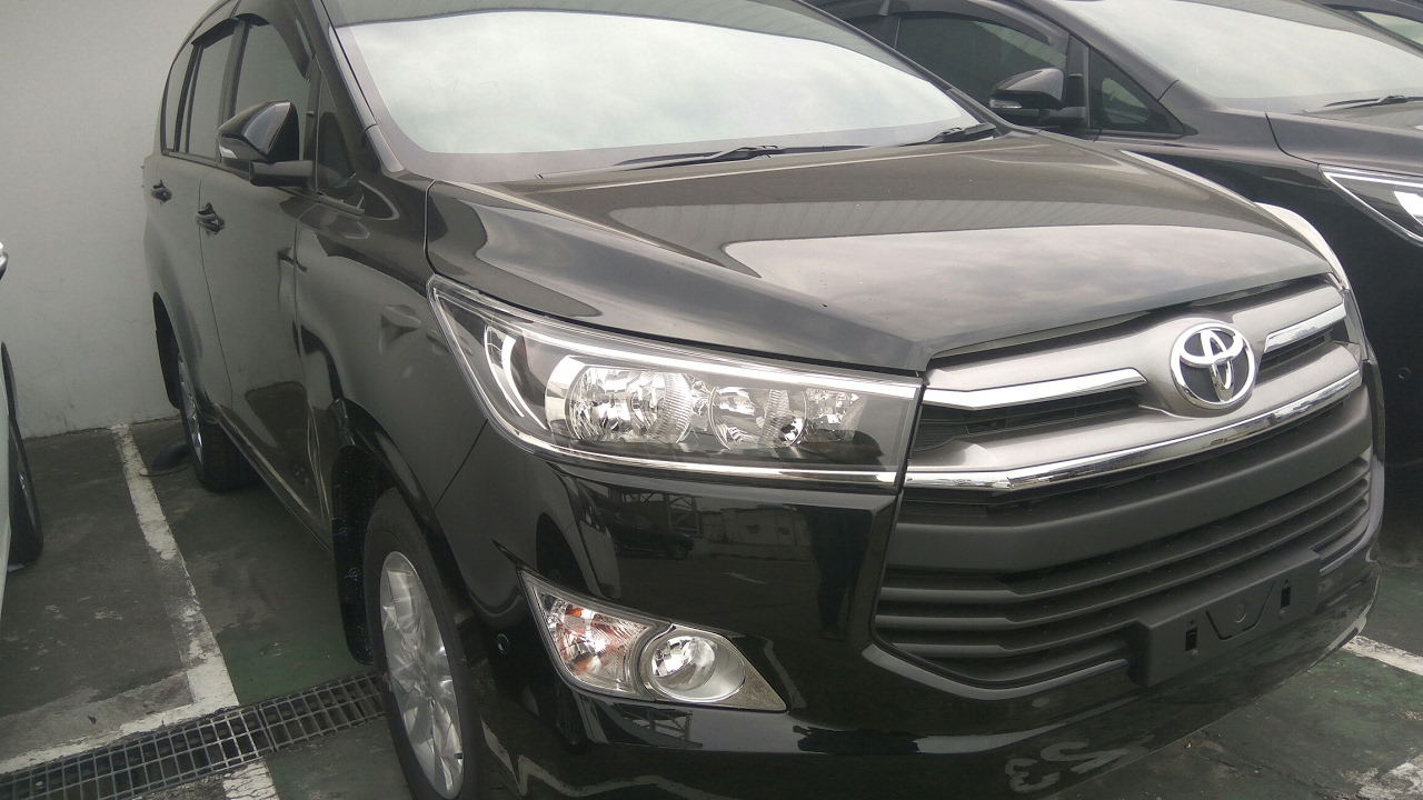 all new kijang innova g 2017 toyota altis 2018 2 4 v a t start up review indonesia