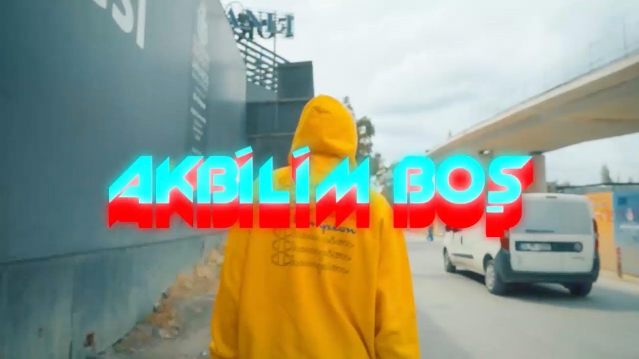 BEGE X EFESAVAGE -AKBİLİM BOŞ ft. SAMIH