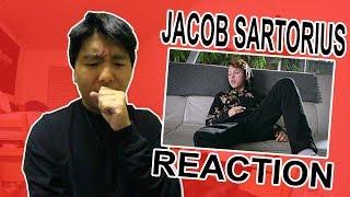 SKATER REACTS TO Jacob Sartorius - Skateboard (Official Music Video)