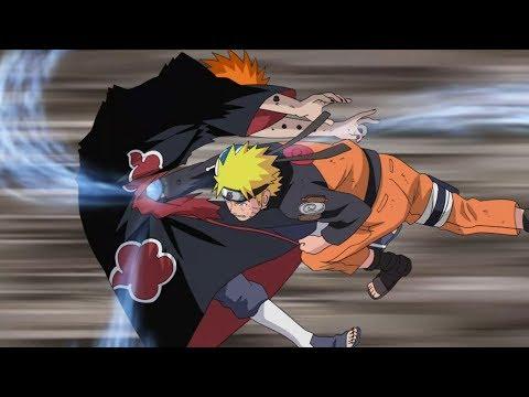 Naruto vs Pain (Legendary Fight)