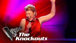 Moya's 'Woman' | The Knockouts | The Voice UK 2019