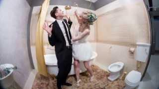 Свадебная Fashion неделя 2013 Свадьба в стиле Fashion from Prazdnik.by Andy&Elen