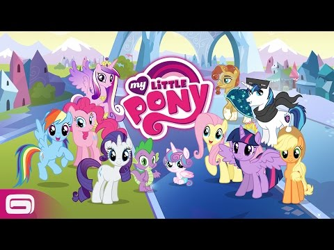 My Little Pony - Update 21 Official Trailer -  The Crystal Empire!