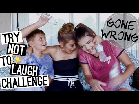 Download Try Not To Laugh Challenge With My Siblings! GONE WRONG | Marissa Paige