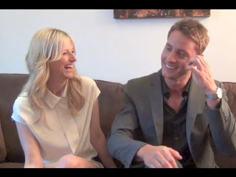 Emily Owens Stars Mamie Gummer and Justin Hartley