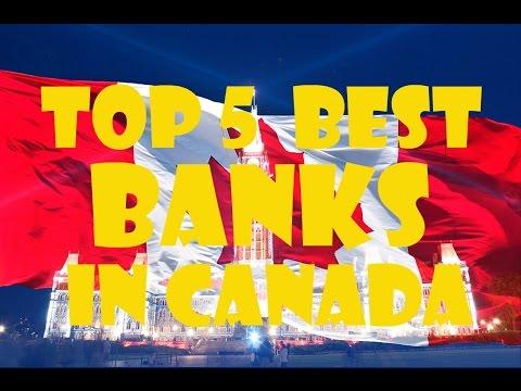 Top 5 Best Banks In Canada - Top Bank In Canada