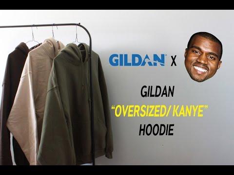REVIEW: GILDAN OVERSIZED HOODIES
