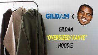 REVIEW: GILDAN OVERSIZED HOODIES