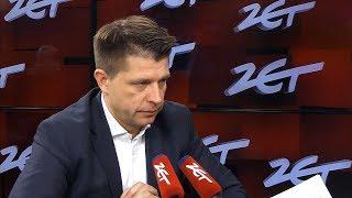 Ryszard Petru o tragedii w Gdansku Minister Brudzinski i Ziobro powinni uderzyc sie w pier ...