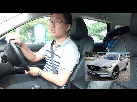 2018 Mazda CX-5 Diesel FWD Malaysia Review | EvoMalaysia.com